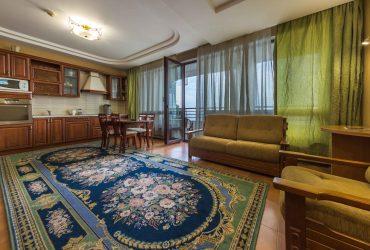 Апартамент в Приморском парке. Парус