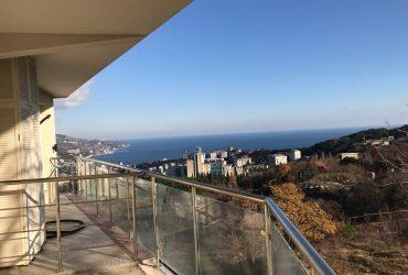 Квартира с видом на море в жк Горизонт Плаза г. Ялта