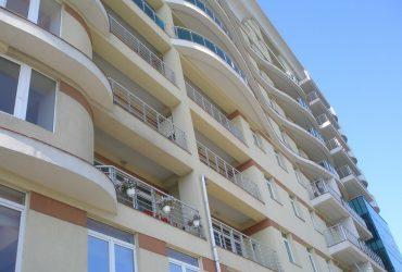 2 комнатная квартира 57,4 кв.м в центре Ялты