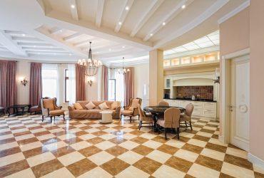 3 комнатный апартамент 154 кв.м в комплексе Wellness & Spa