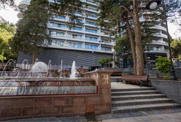 Квартира 99 кв м в Приморском парке