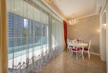 Апартаменты 47,5 кв.м в ЖК Зазеркалье