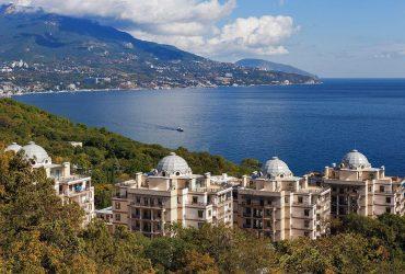 3 ком. апартаменты 133,1 кв.м с видом на море
